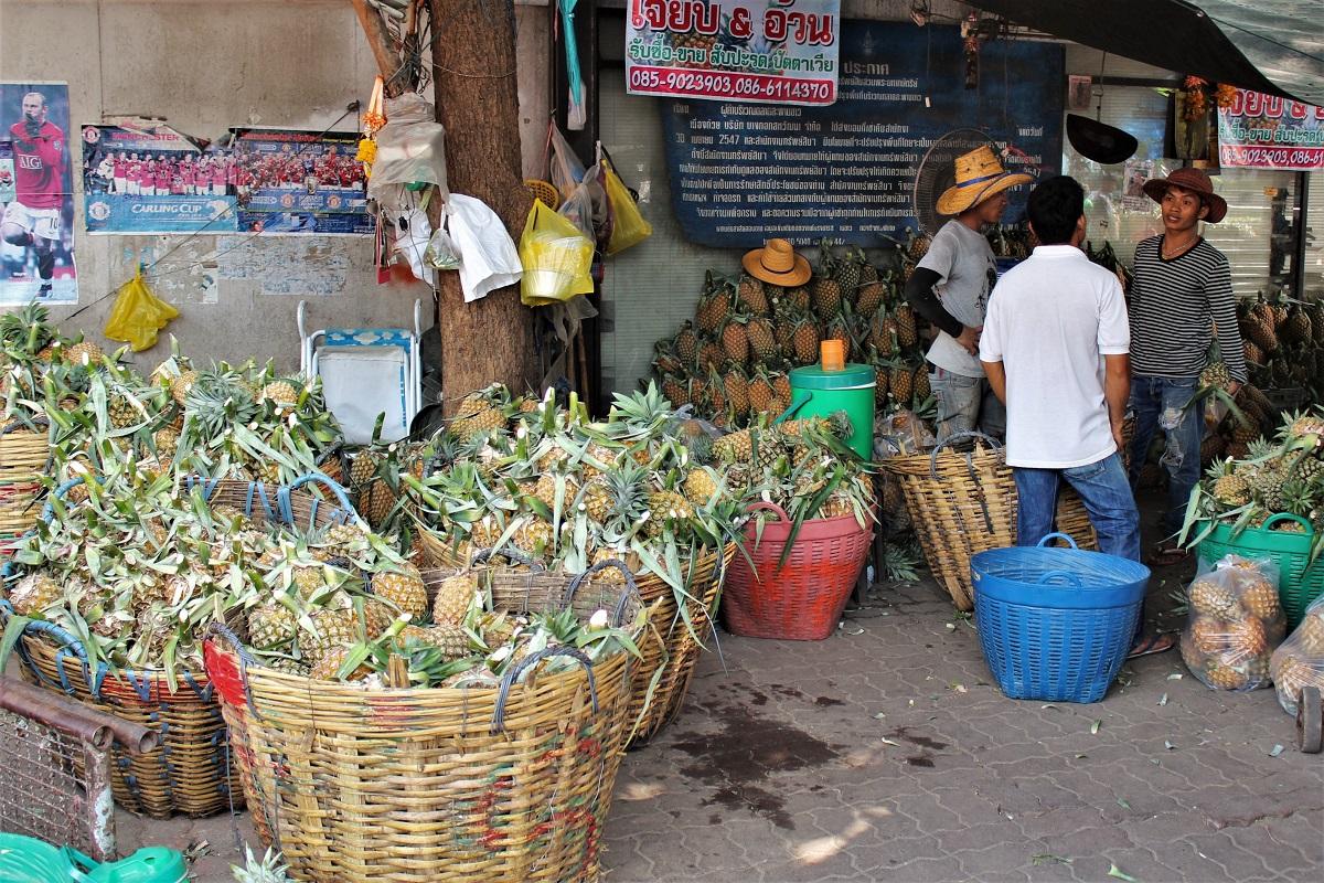 Bangkok Ananas
