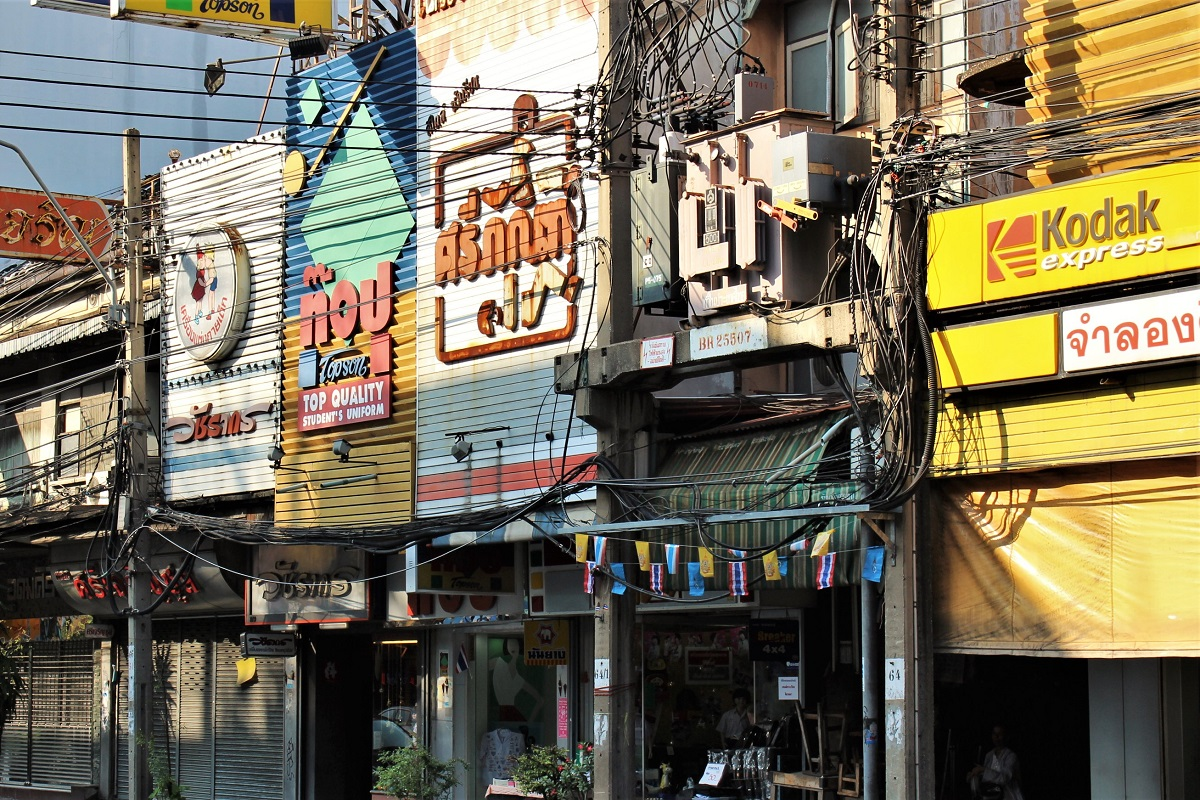 Bangkok Fassaden
