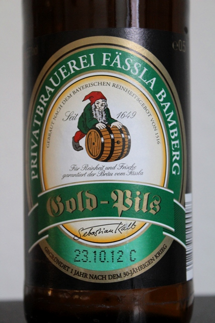 Fässla Goldpils