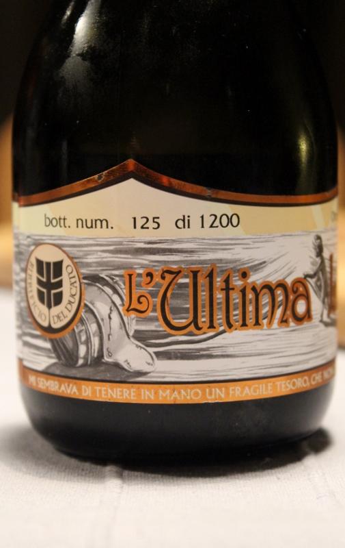 15 L'Ultima