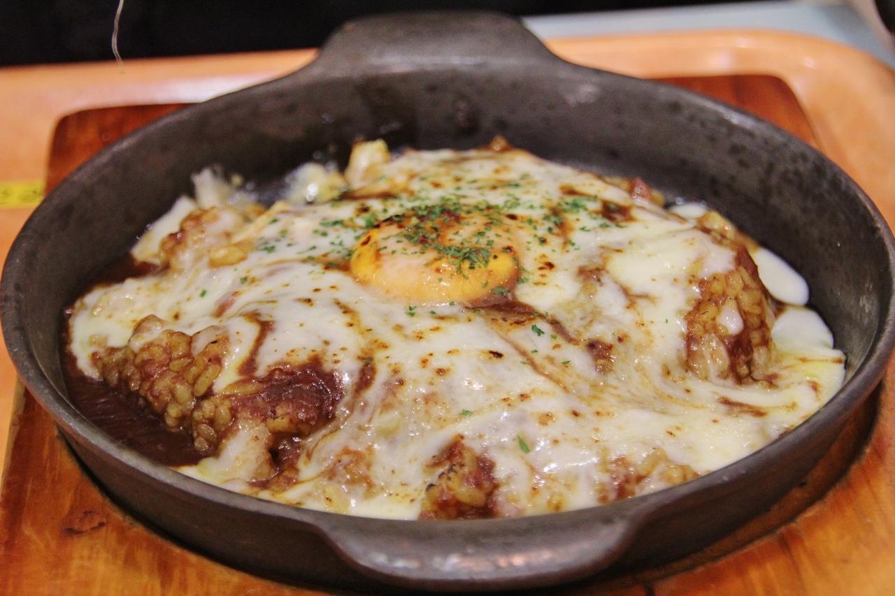 6 Yoshoku Käse-Curry