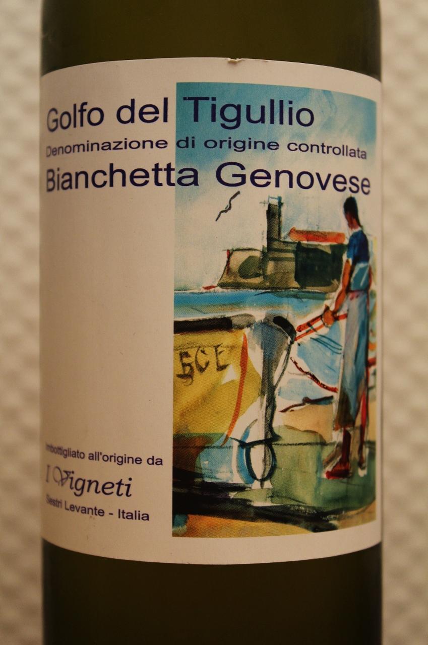 Bianchetta Genovese