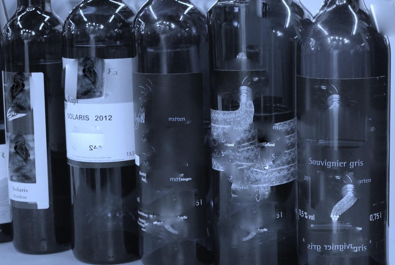 Zitrone Wein