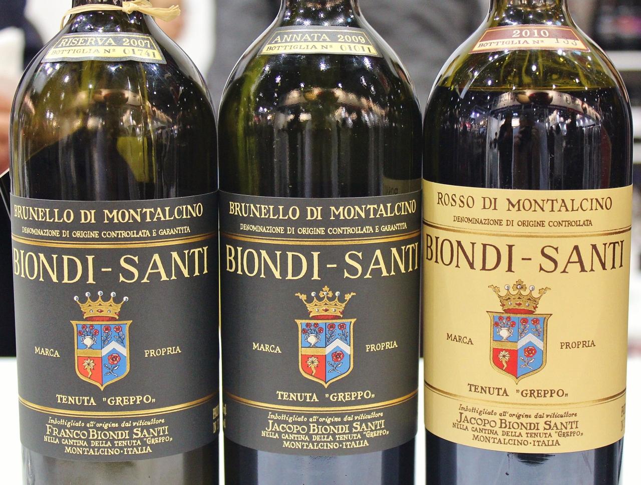 Italien - Biondi-Santi