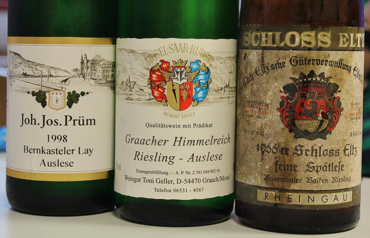 schöner alter Wein