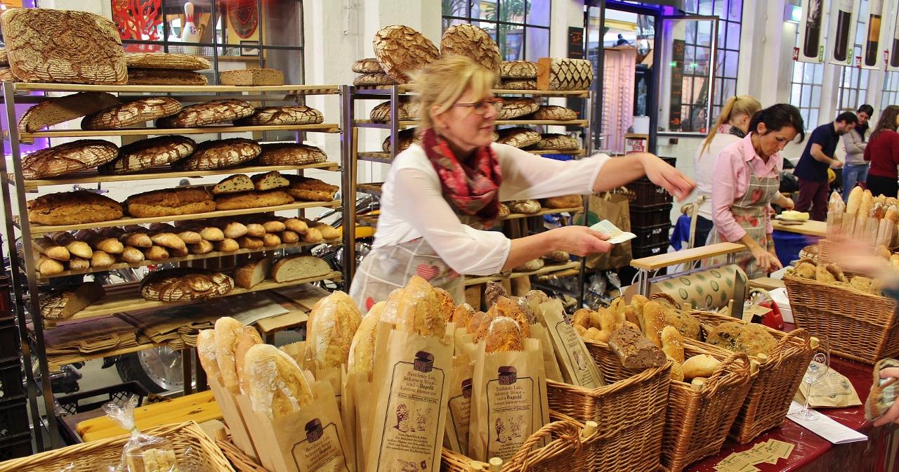 Brot von Arnd Erbel