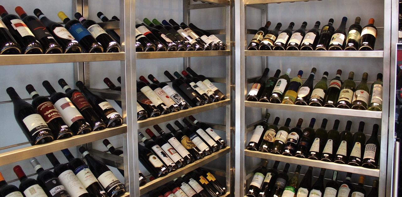 Italy Small Vineyards innen