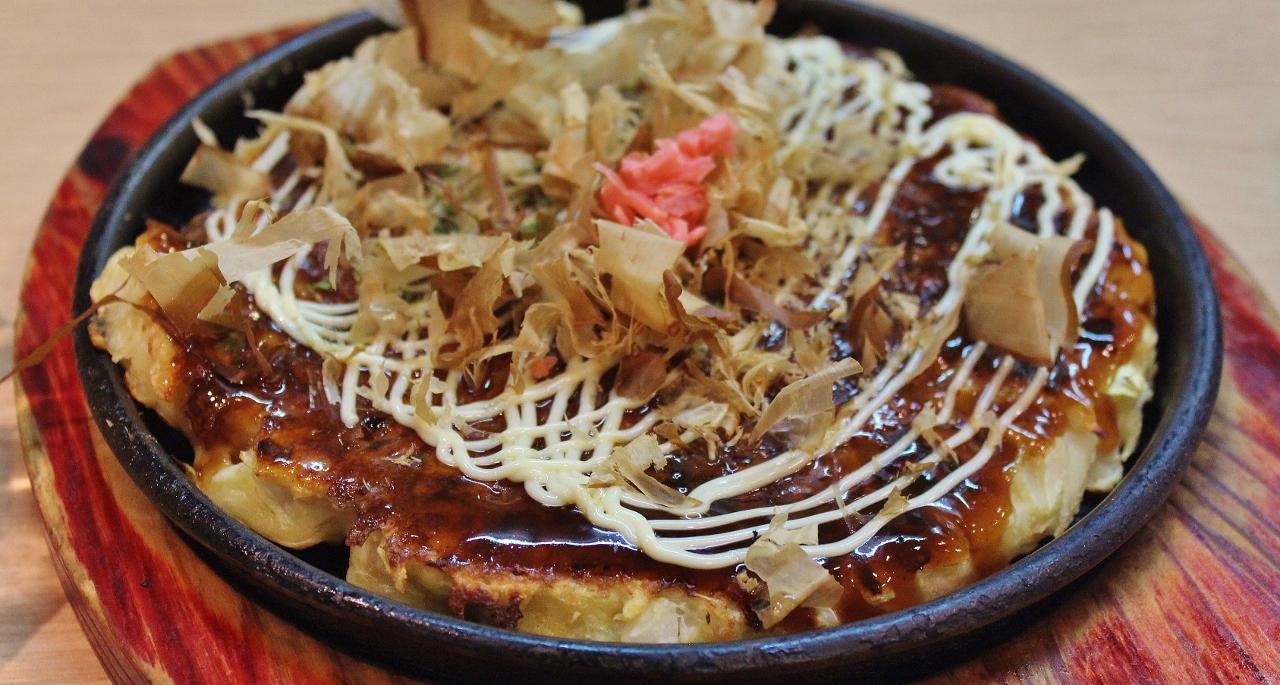 23 Okonomiyaki