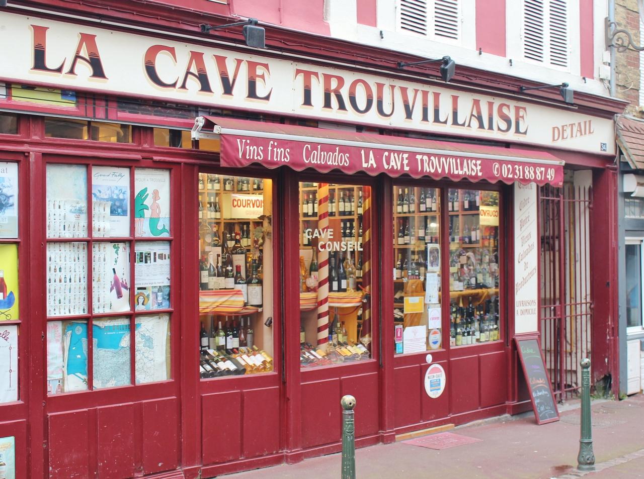 20 Trouville, La Cave Trouvillaise