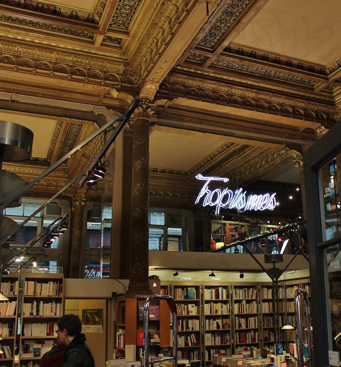 Buchhandlung Tropismes