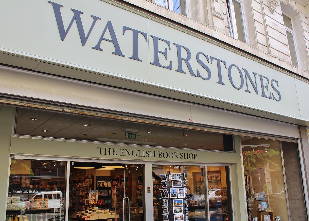 Buchhandlung Waterstones