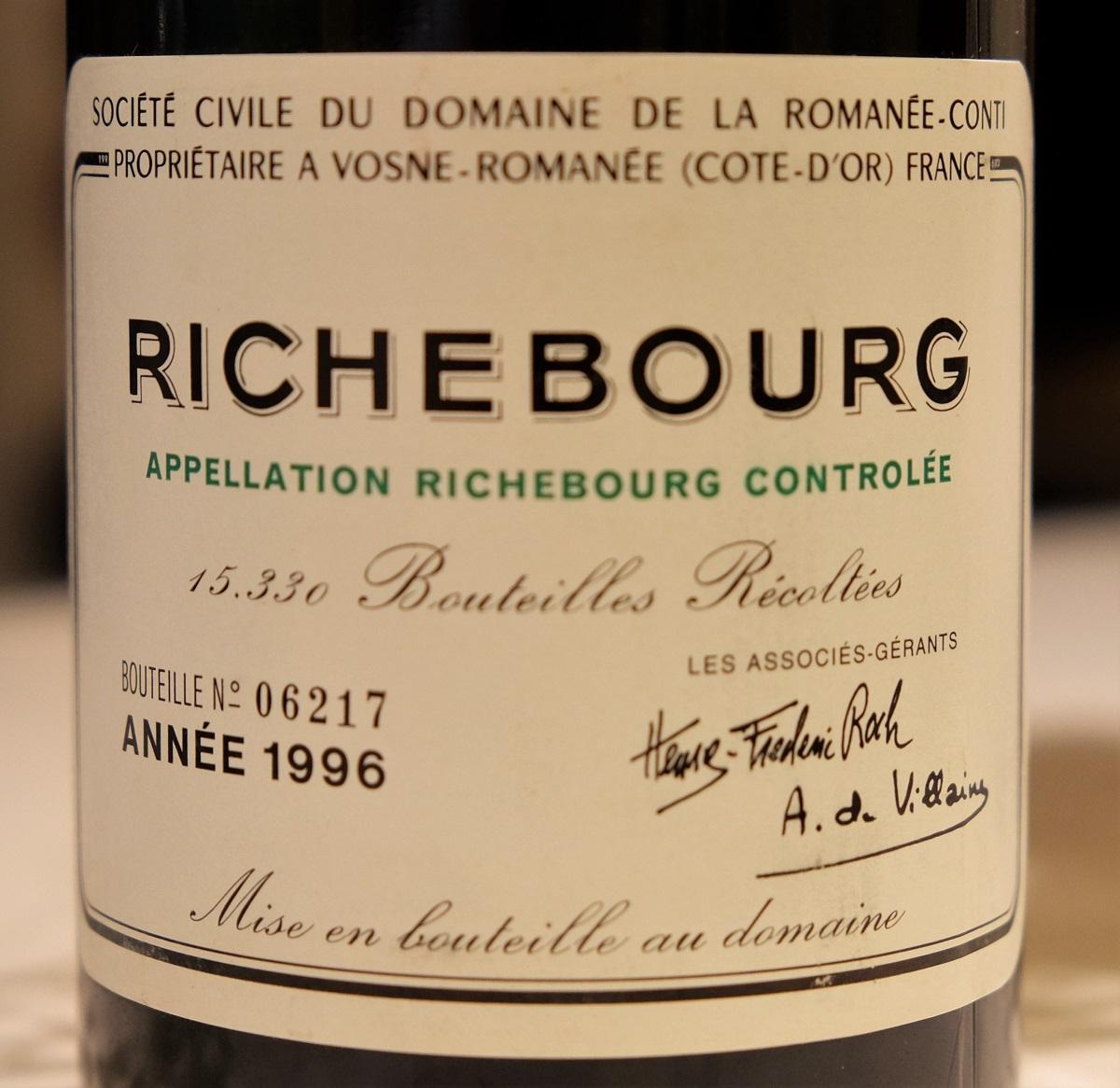 10 DRC Richebourg
