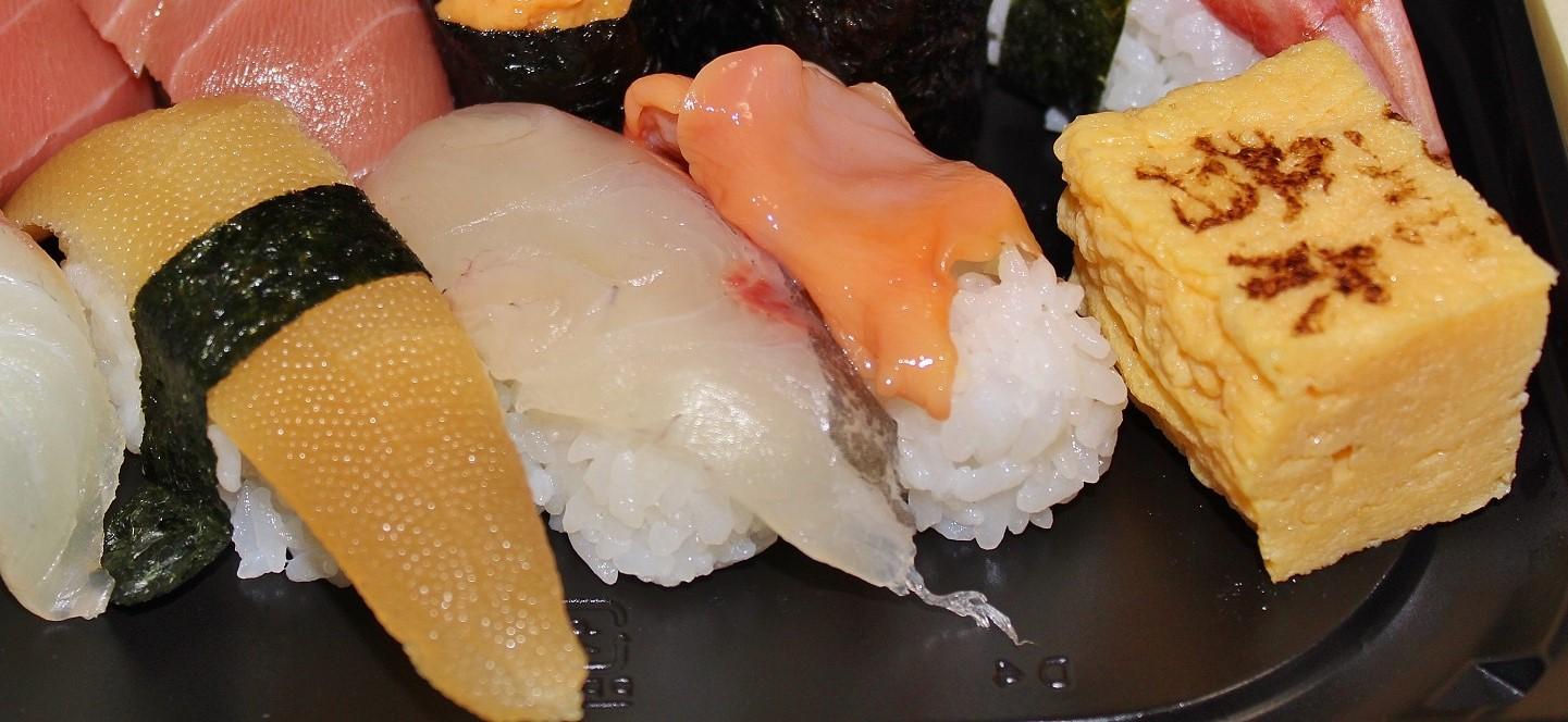7 Kazunoko - Clupea pallasii & Tamagoyaki