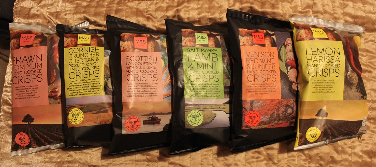 21 M&S Chips