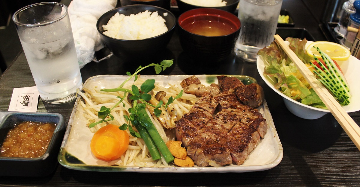 5 Fleischgericht