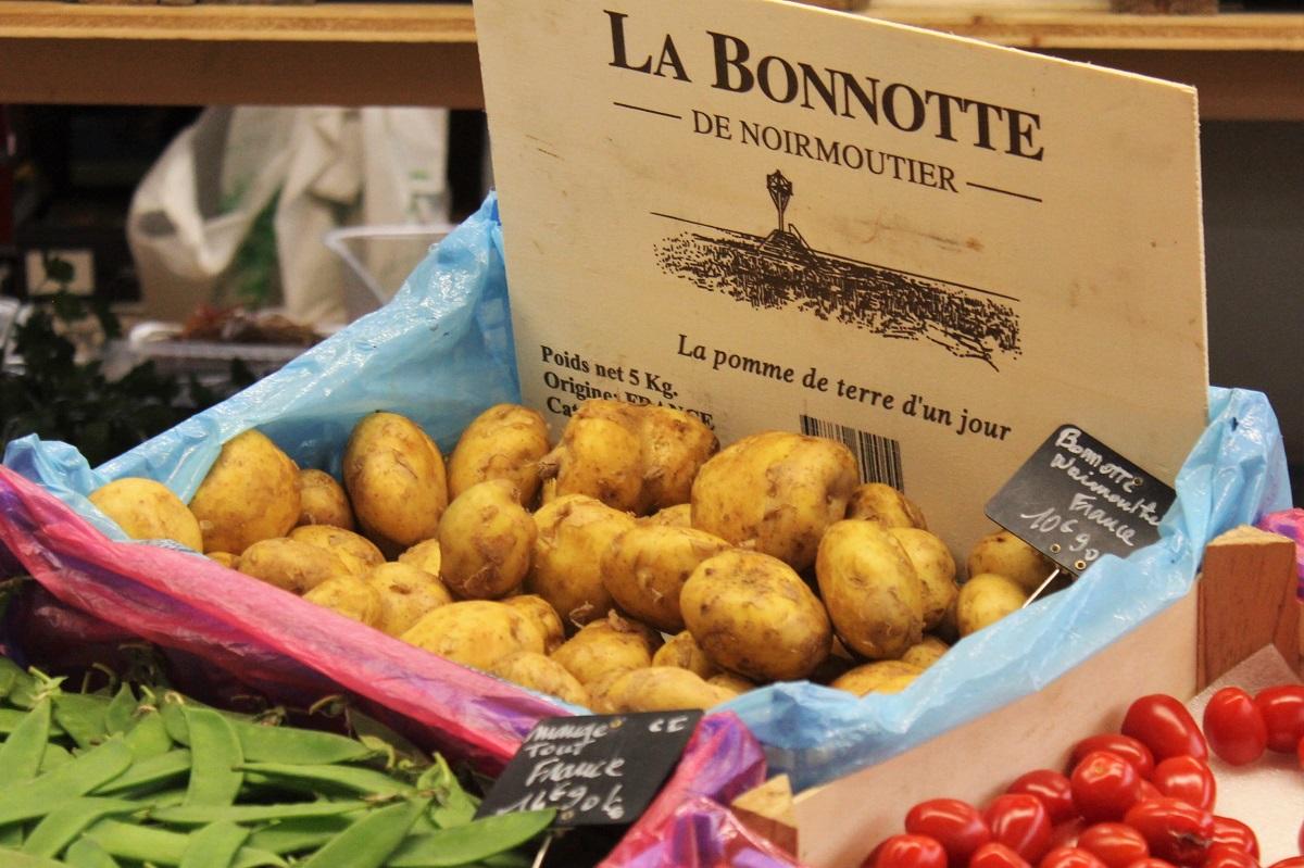 4 - Noirmoutier-Kartoffeln