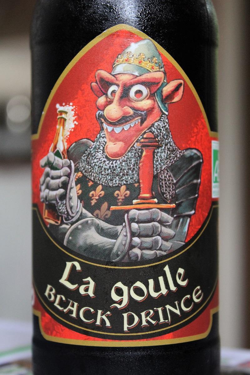 6 Bier 1 La Goule