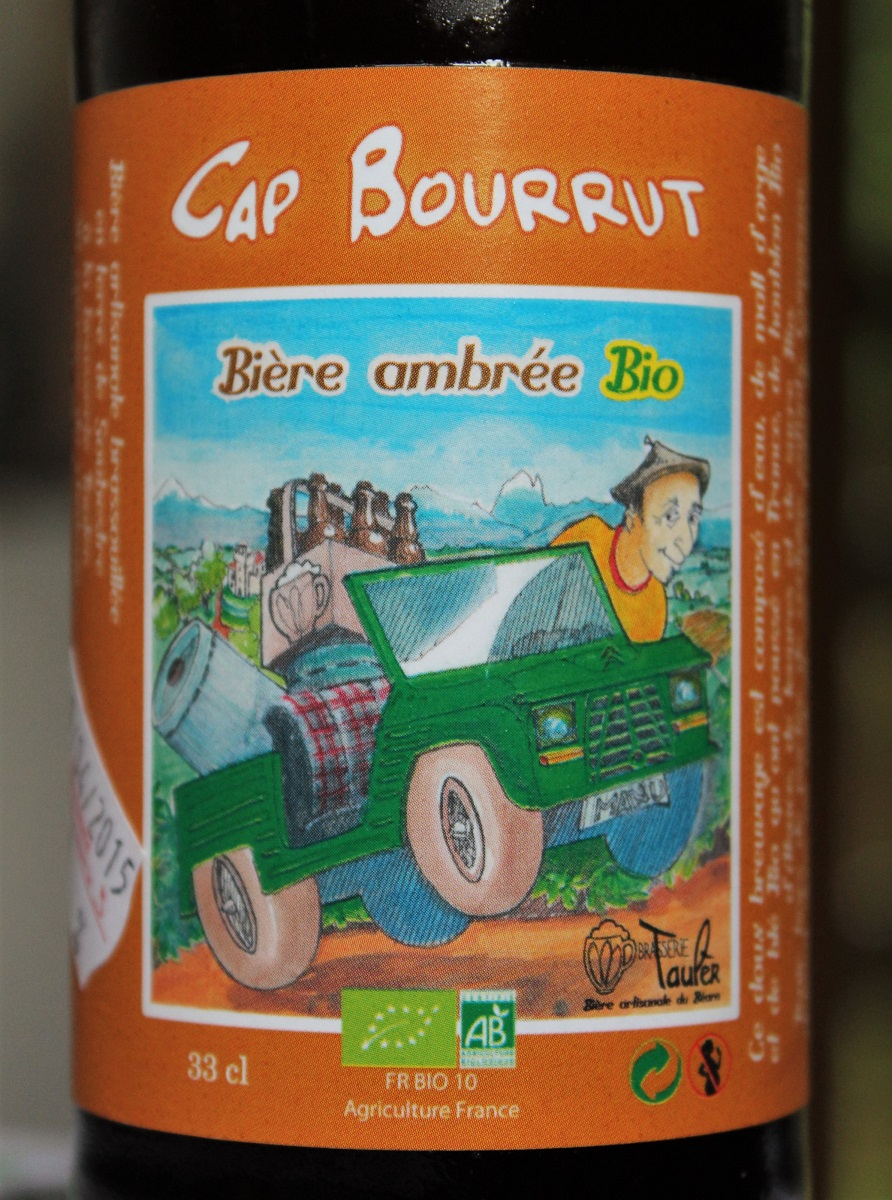 7 Bier 2 Cap Bourrut