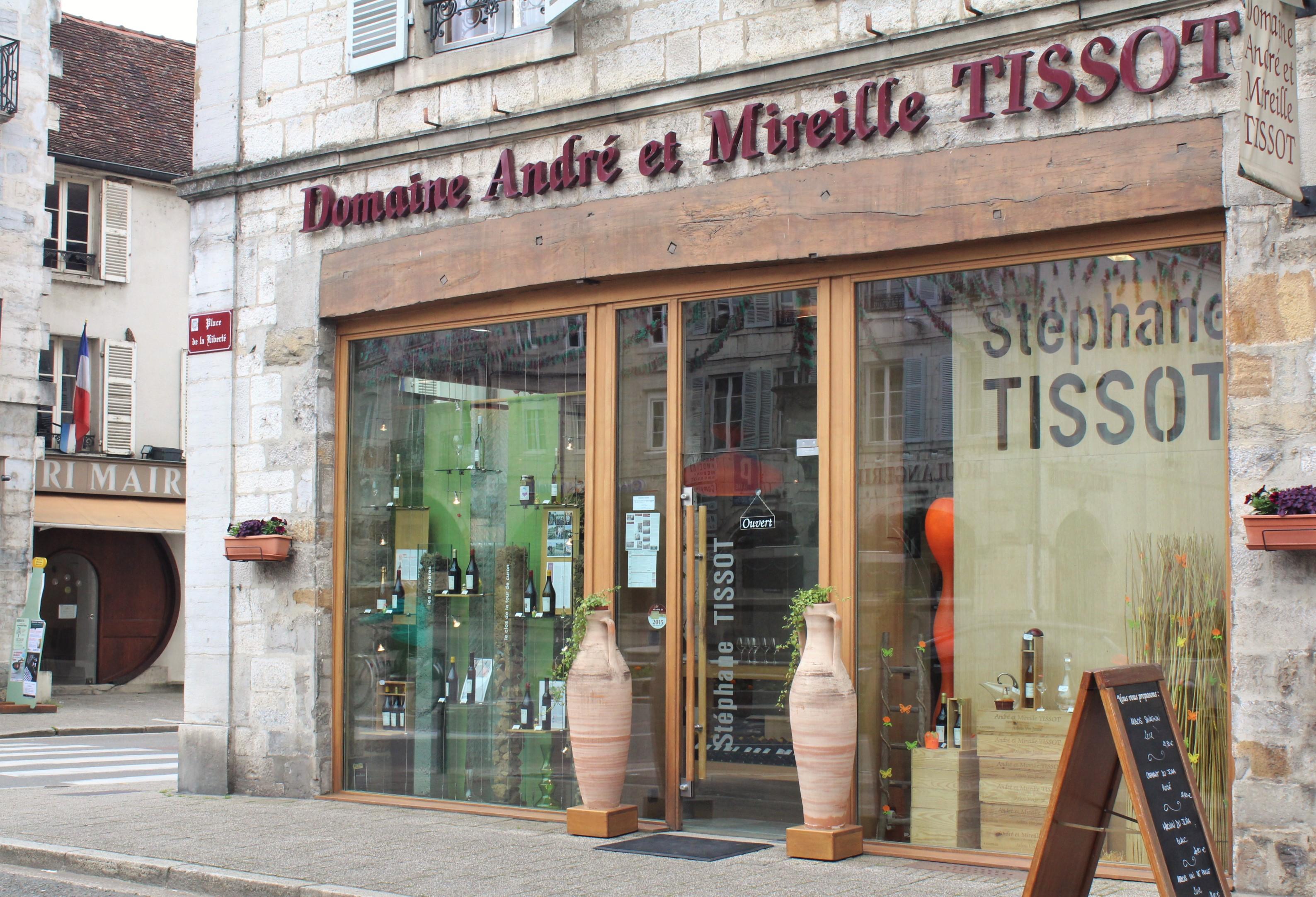 Tissot Weinboutique
