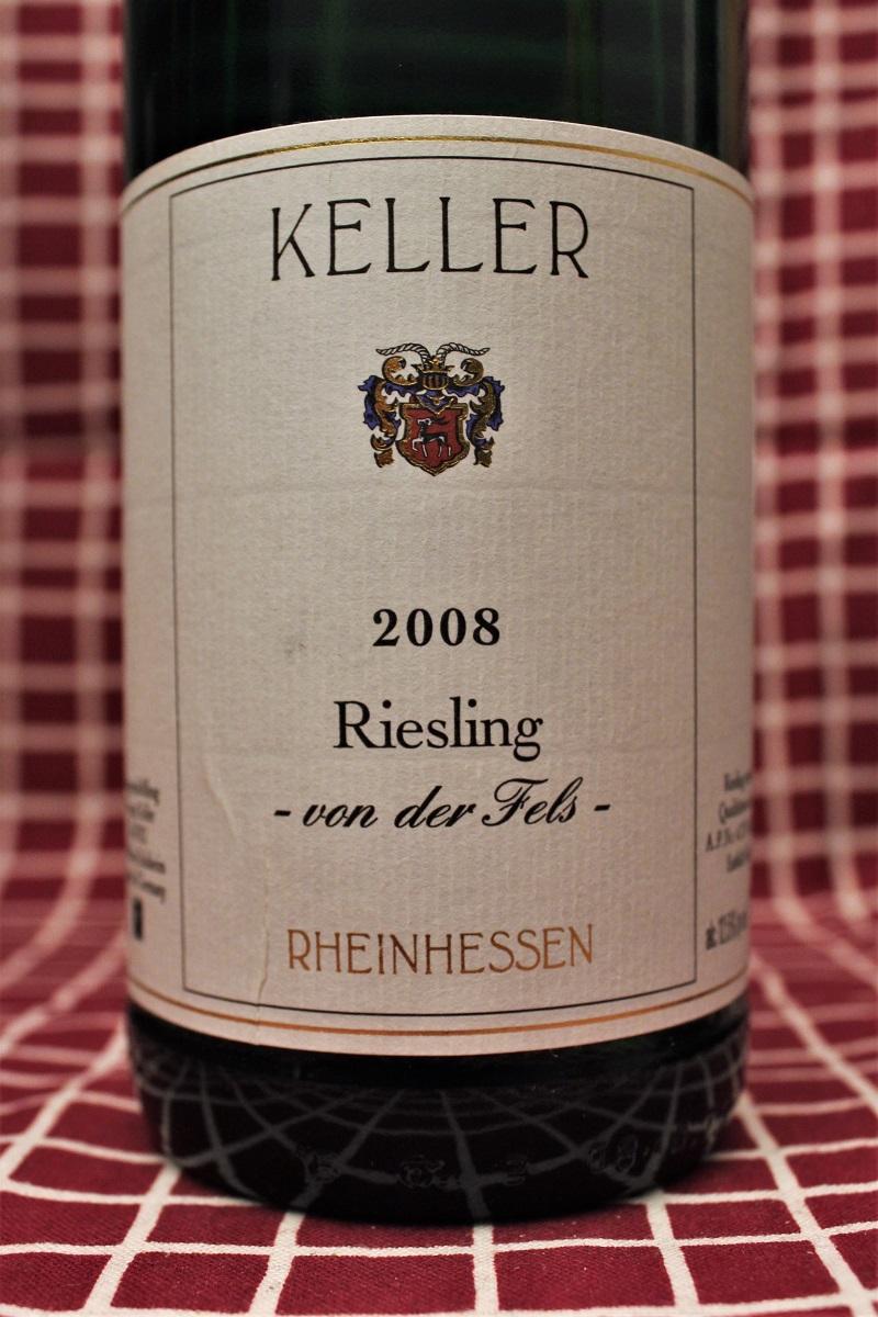 Keller Riesling von der Fels 2008 Rheinhessen