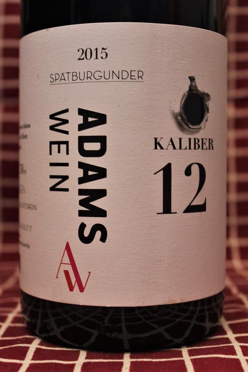 Adams Spätburgunder Rheinhessen