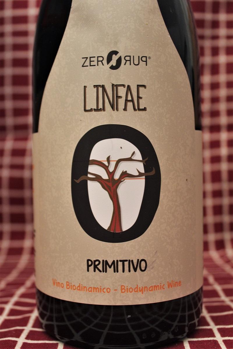 Zeropuro Primitivo Apulien