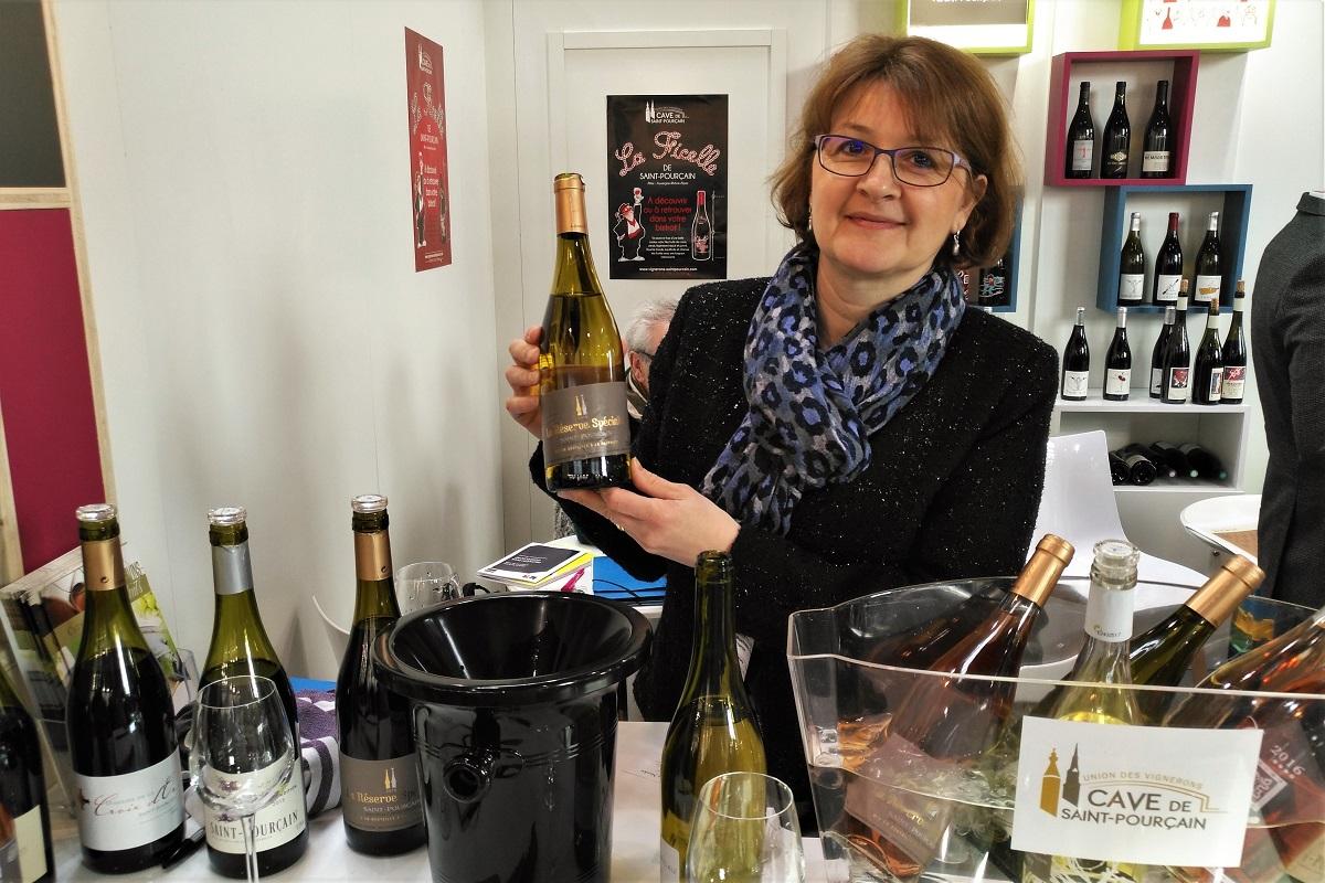 Vignerons de Saint-Pourcain Prowein 2018