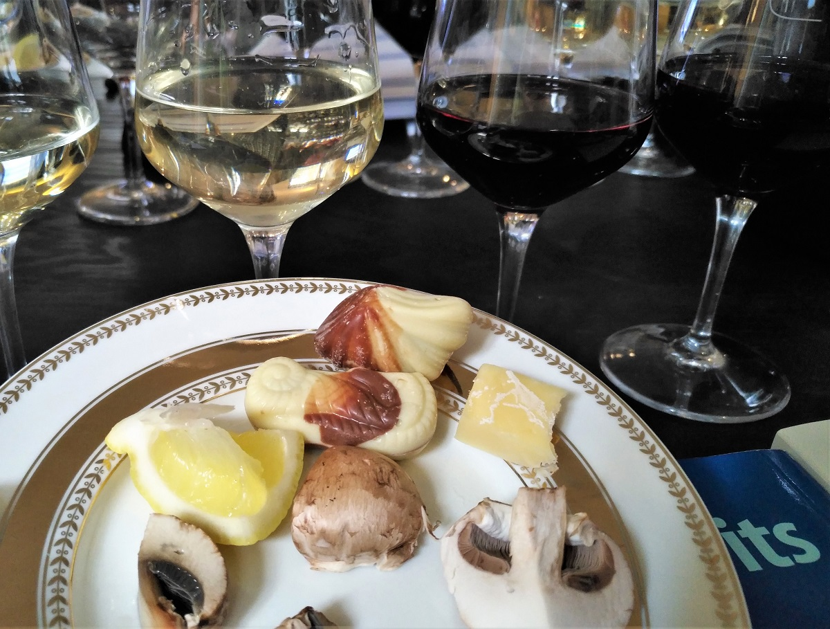 WSET Food & Wine Pairing
