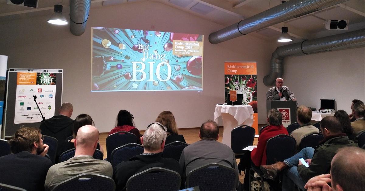 BiolebensmittelCamp Bertram Verhaag
