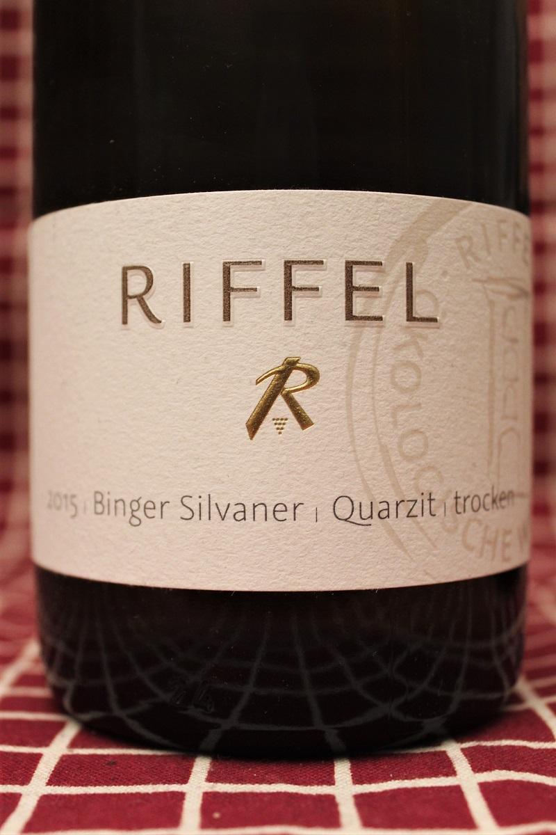 Riffel Silvaner Quarzit Rheinhessen