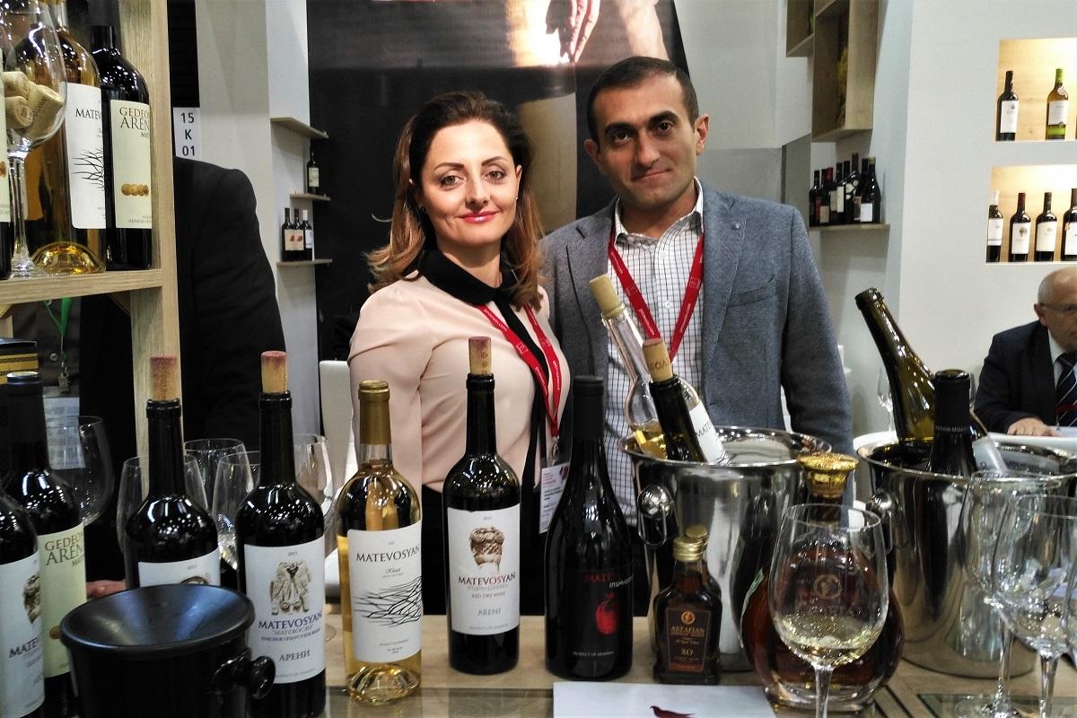 Matevosyan Armenia Prowein 2018