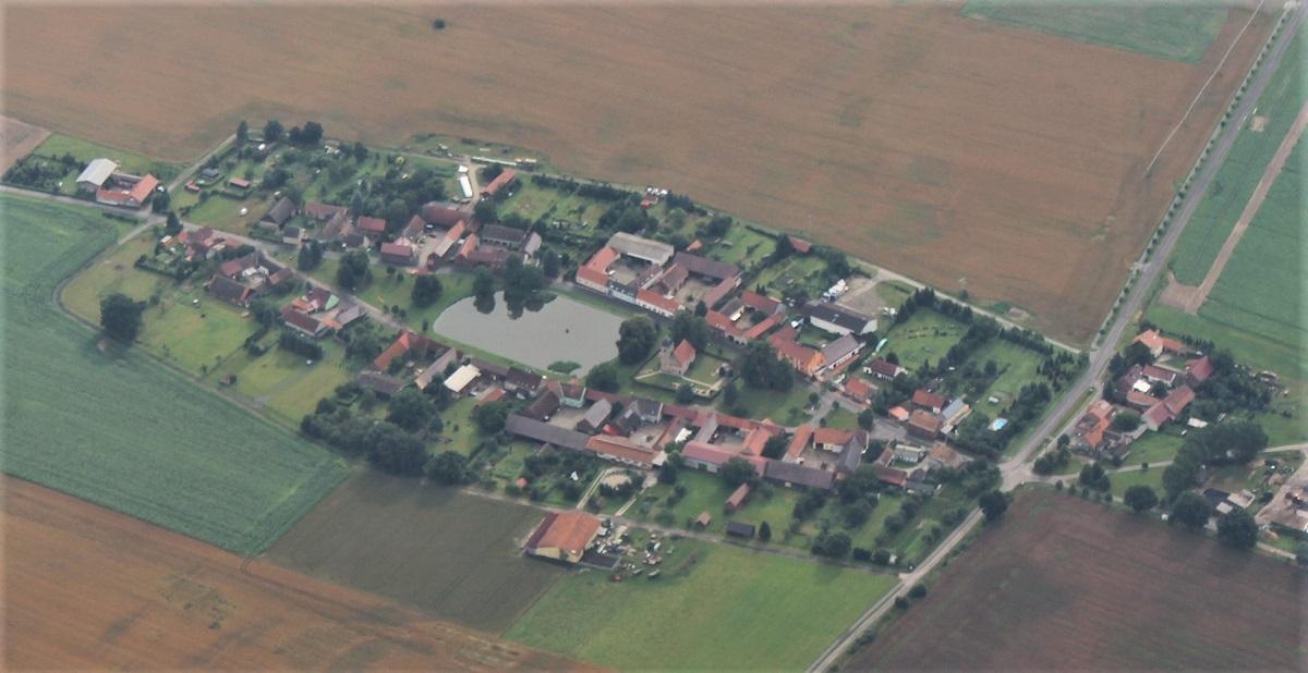 Dorf Brandenburg