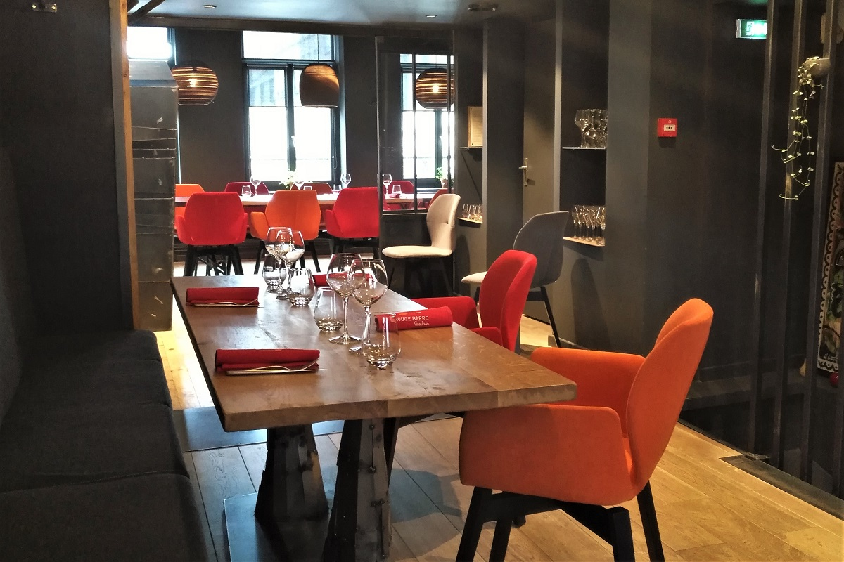 Restaurant Rouge Barre Lille