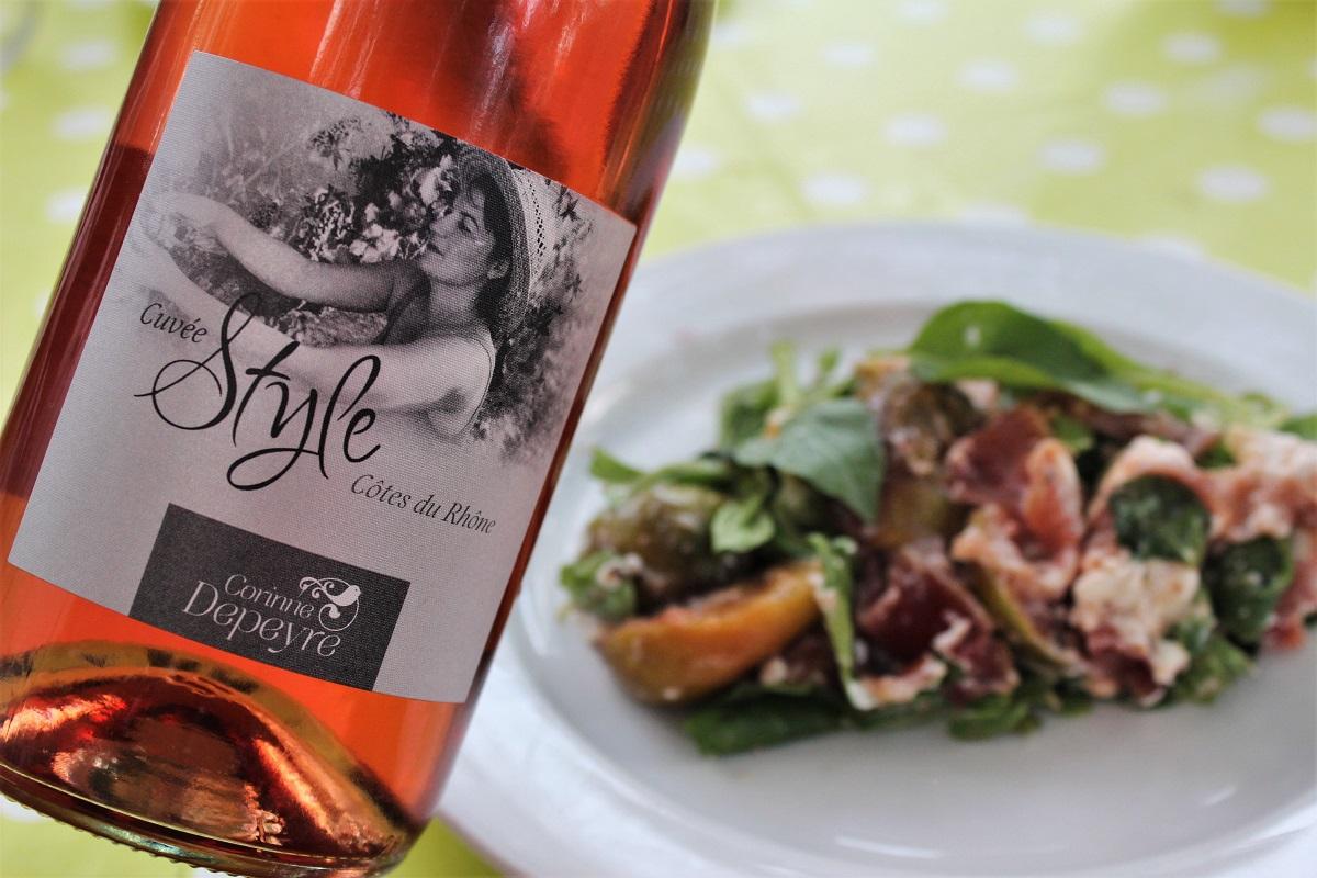 Rosé Côtes du Rhône