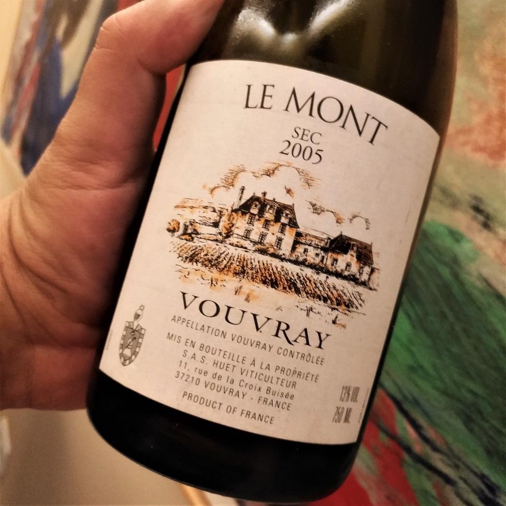 Loire Wein Huet Mont
