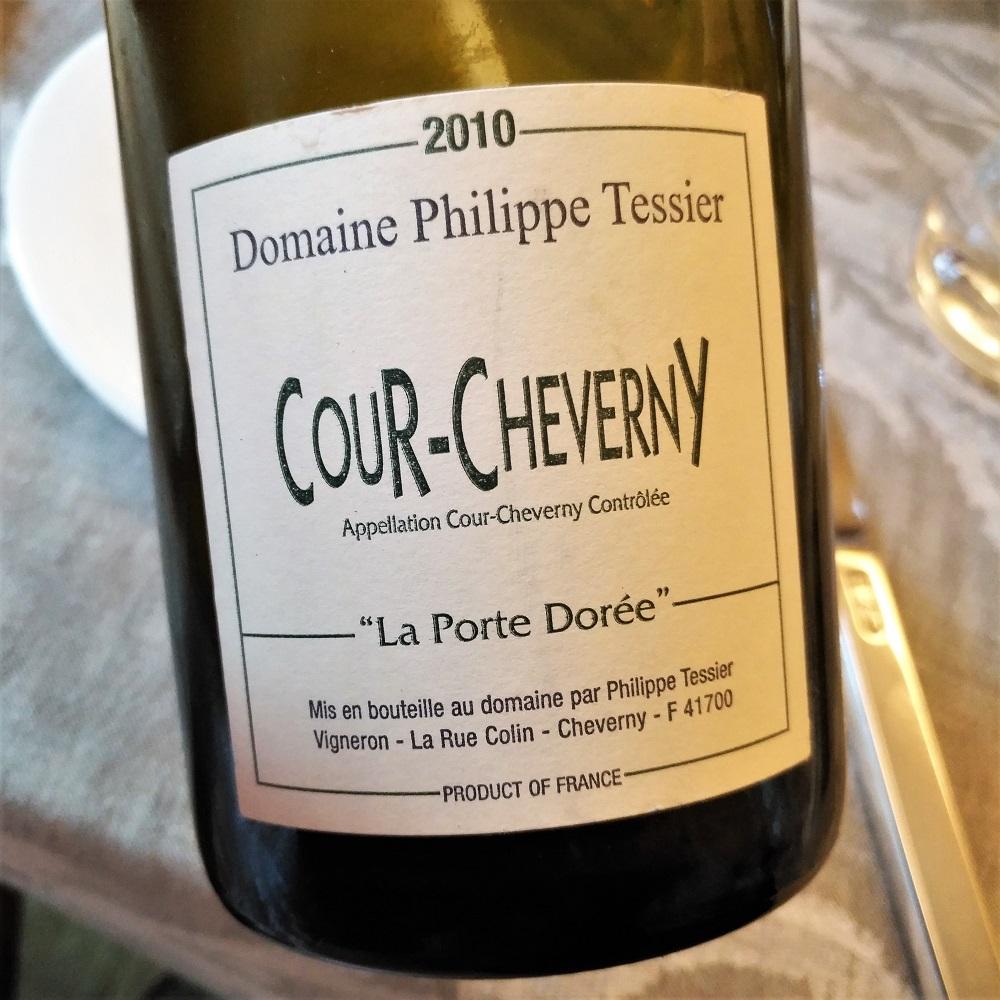 Loire Wein Tessier Romorantin