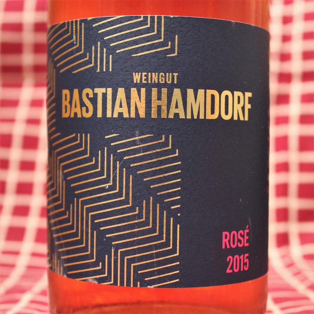 Rosé Franken Bastian Hamdorf