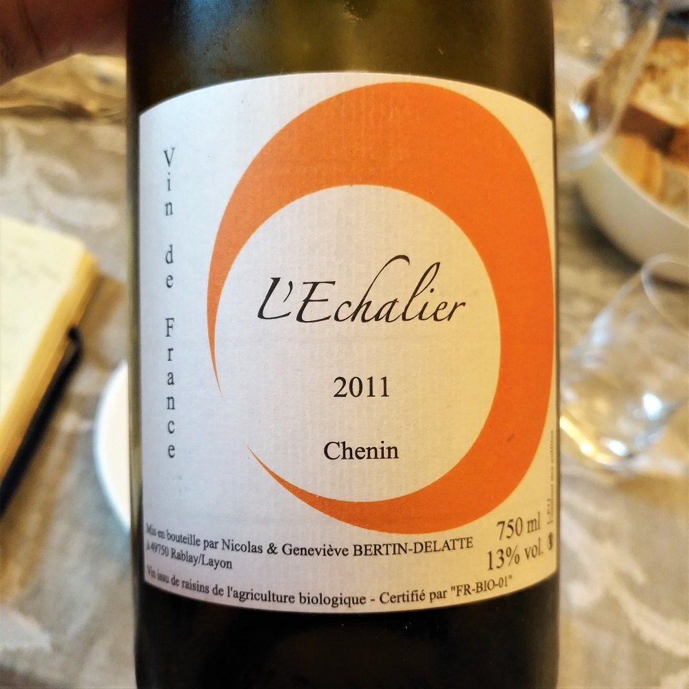 Loire Vin Naturel Echalier