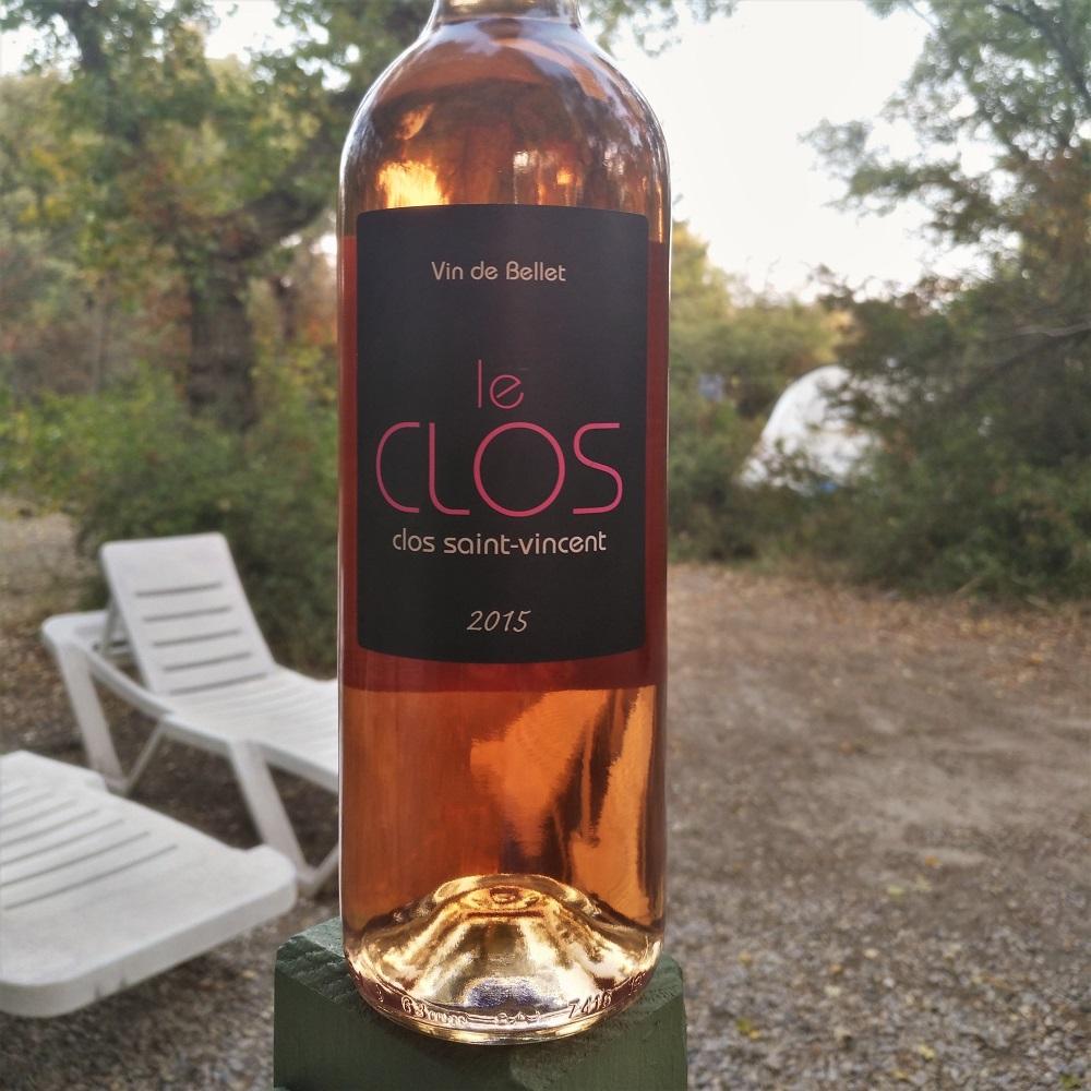 Rosé Provence Bellet Nice