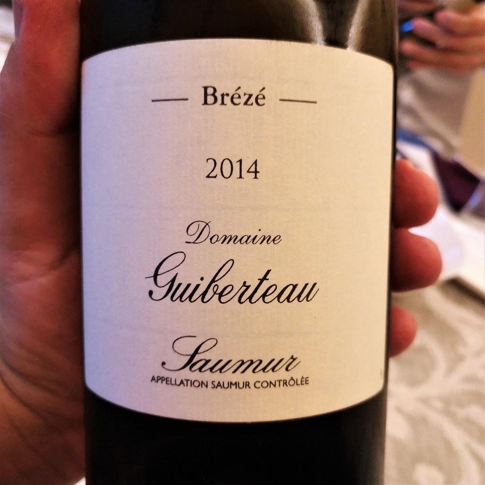 Loire Wein Guiberteau Brézé