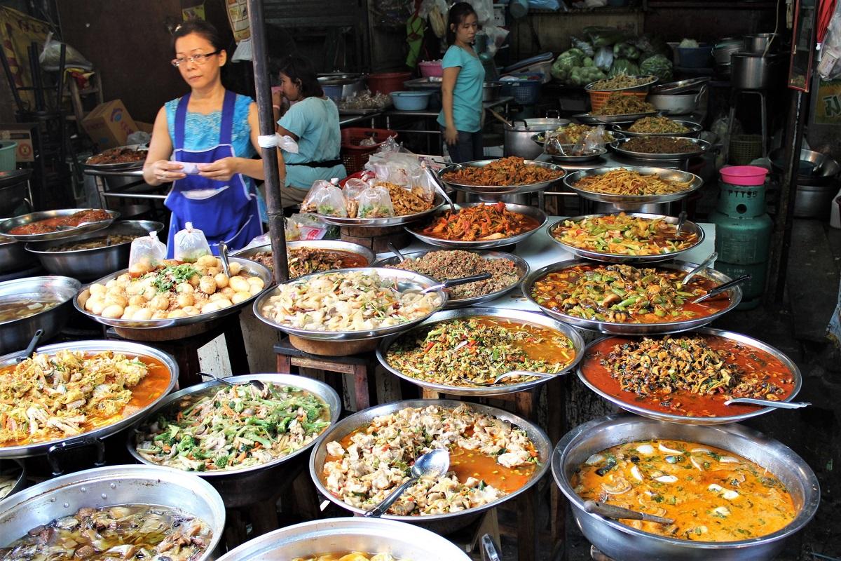 Singapore Market Bangkok