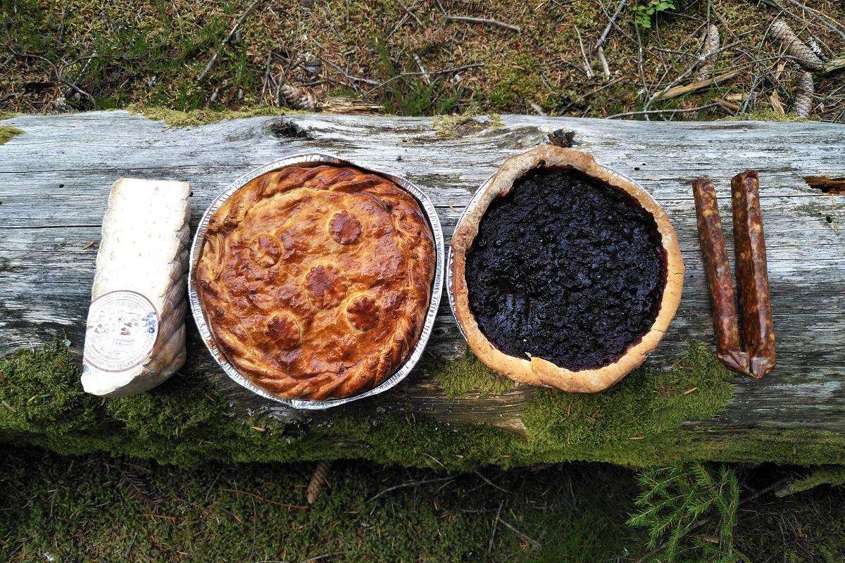 repas marcaire Vosges