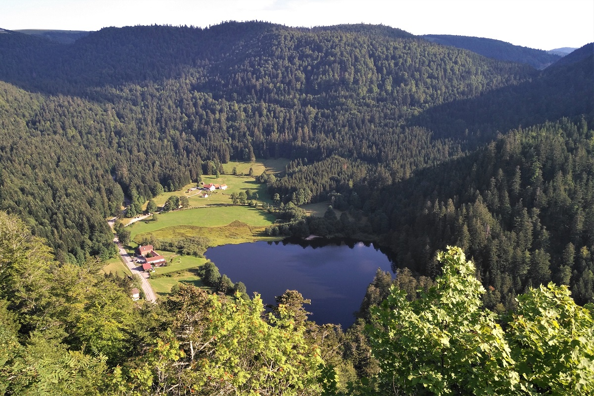 Vosges Retournemer