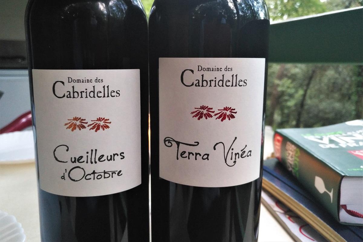 Cevennen Wein Cabridelles
