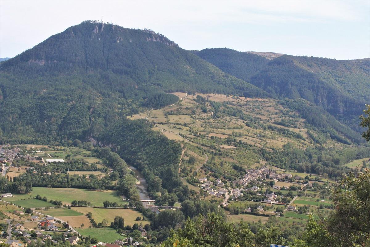 Cevennen Landschaft Tarn