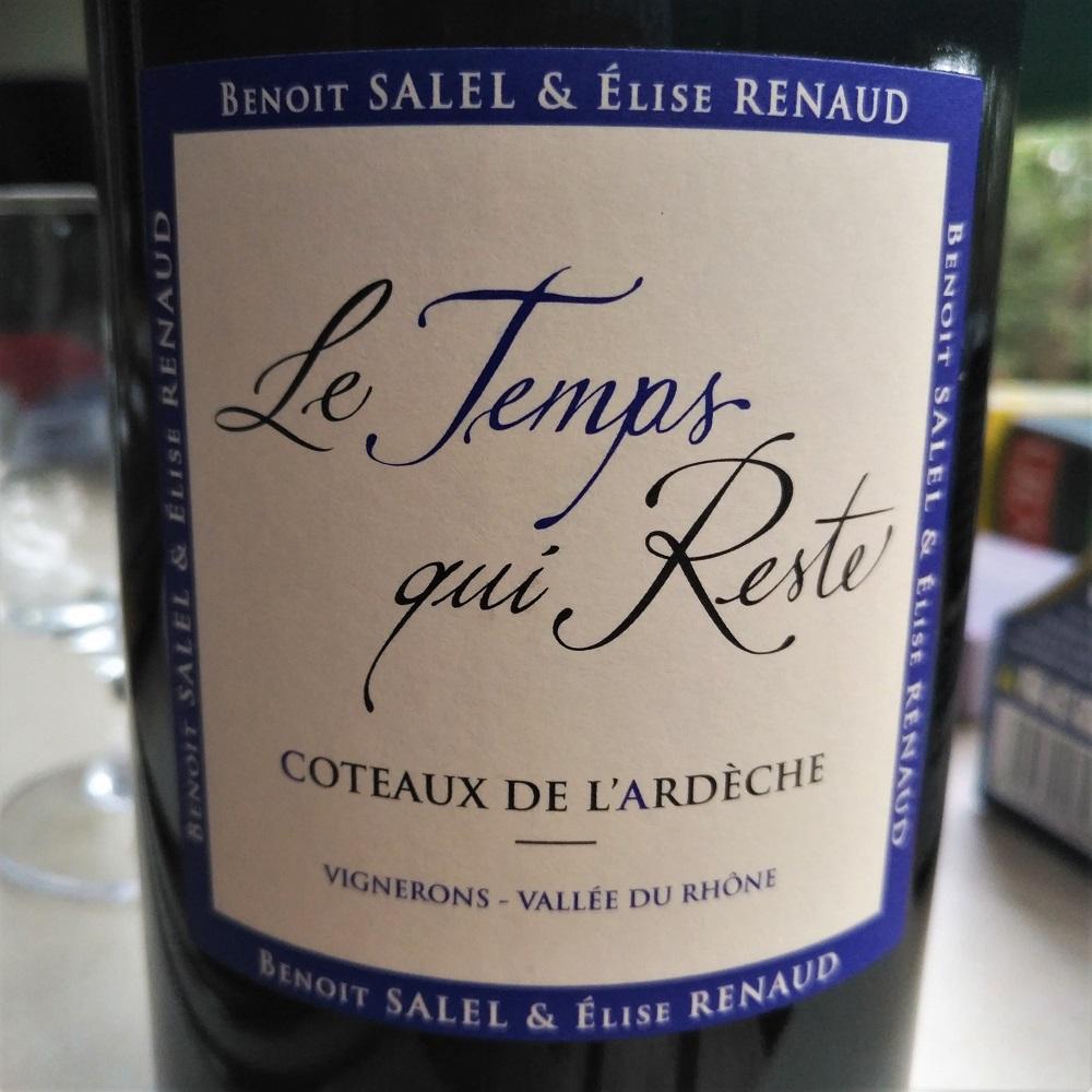 Wein Ardeche Chatus Salel & Renaud