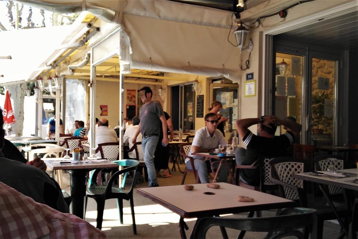 Provence Restaurant Travaillan Chez Gégène