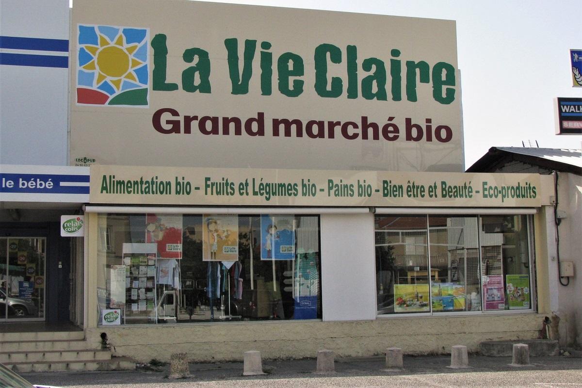 Bio-Supermarkt Frankreich La Vie Claire