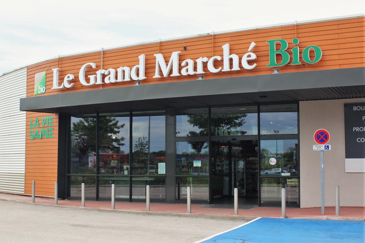 Bio-Supermarkt Frankreich La Vie Saine