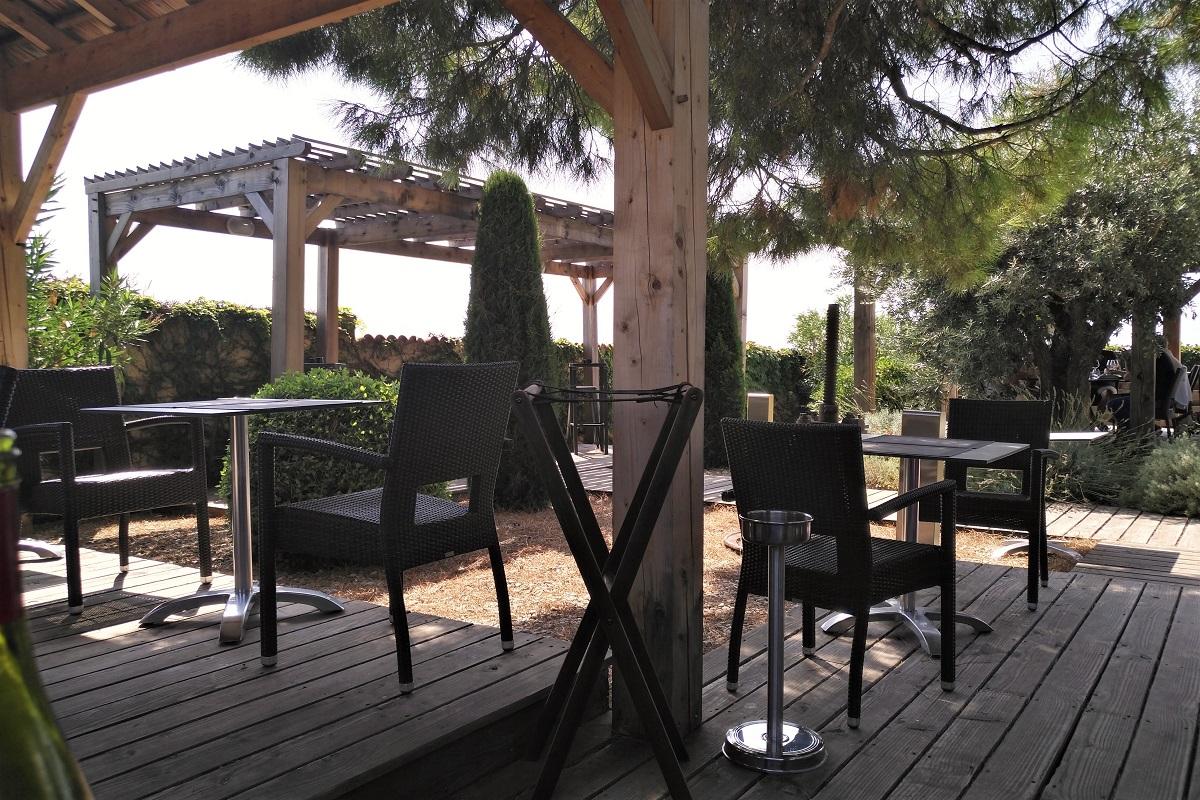 Provence Restaurant Cairanne Côteaux & Fourchettes